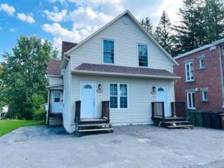 Duplex à vendre à Lac-Mégantic, Estrie, 4686 - 4688, Rue  Champlain, 27428828 - Centris.ca