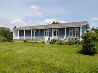 Mobile home for sale in New Richmond, Gaspésie/Îles-de-la-Madeleine, 176, 3e Rang Ouest, 26412473 - Centris.ca