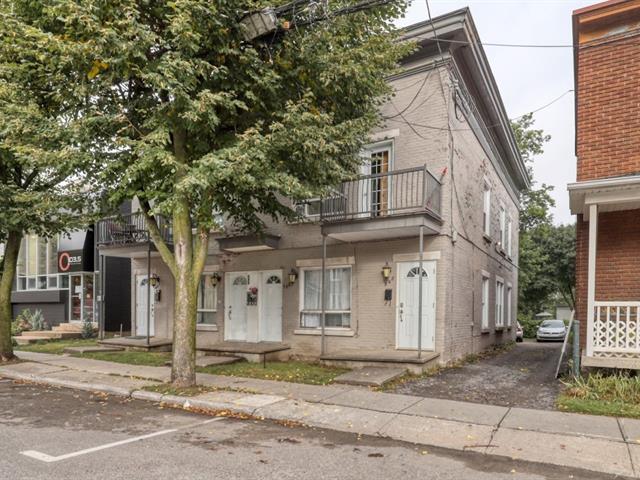 Quadruplex for sale in Joliette, Lanaudière, 542 - 548, Rue  Saint-Thomas, 24254739 - Centris.ca