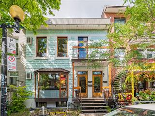 Condo à vendre à Montréal (Le Plateau-Mont-Royal), Montréal (Île), 1981A, Rue  Masson, 27715104 - Centris.ca