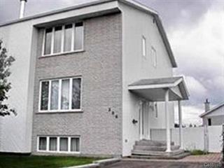 Maison en copropriété à vendre à Saguenay (Chicoutimi), Saguenay/Lac-Saint-Jean, 206, Rue  Mauriac, 23738248 - Centris.ca