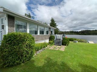 Cottage for sale in Sainte-Félicité (Bas-Saint-Laurent), Bas-Saint-Laurent, 2, Route du Lac-Bidini, 26254959 - Centris.ca