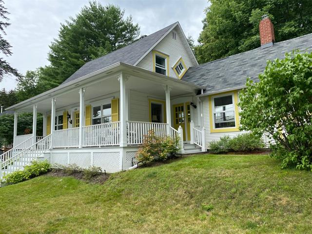 House for sale in North Hatley, Estrie, 4250, Chemin  Magog, 21731896 - Centris.ca