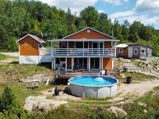 Cottage for sale in La Tuque, Mauricie, 2050, Chemin du Lac-Panneton, 22256581 - Centris.ca