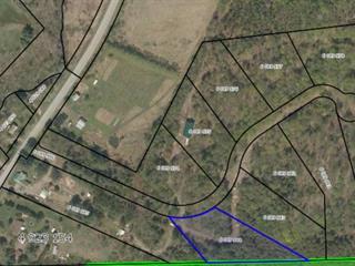Terrain à vendre à Stanstead - Canton, Estrie, Chemin de Fitch Bay, 28247390 - Centris.ca