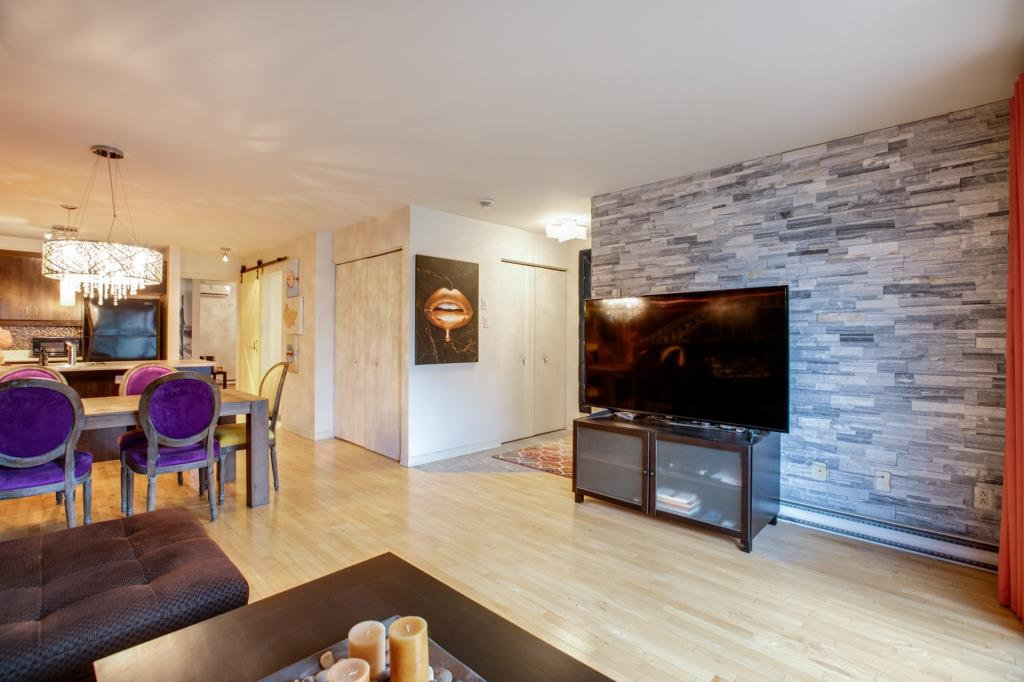 Living room, Condo for sale in Montréal (Verdun/Île-des-Soeurs), Montréal (Island), 535, Rue Gibbons, apt. 6, 20273747 - Centris.ca