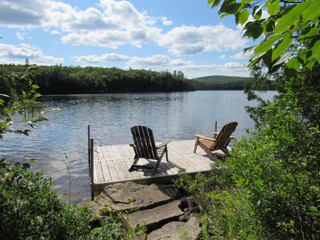Terrain à vendre à Nominingue, Laurentides, Montée  Vachet, 16604643 - Centris.ca
