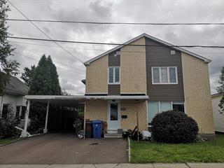 Duplex à vendre à Saguenay (Jonquière), Saguenay/Lac-Saint-Jean, 4033 - 4035, Rue  Bourgeois, 22352403 - Centris.ca