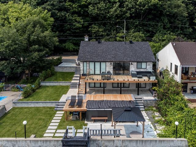 Maison à vendre à Québec (Sainte-Foy/Sillery/Cap-Rouge), Capitale-Nationale, 203, Chemin de la Plage-Saint-Laurent, 25870534 - Centris.ca