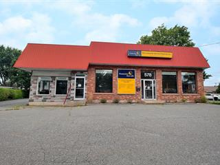 Commercial building for sale in Victoriaville, Centre-du-Québec, 578, Rue  Notre-Dame Ouest, 13168644 - Centris.ca