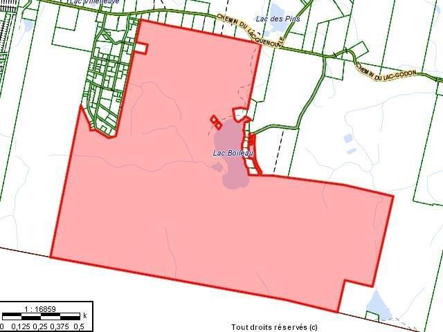 Terre à vendre à Lac-Supérieur, Laurentides, Chemin du Lac-Boileau, 23152048 - Centris.ca