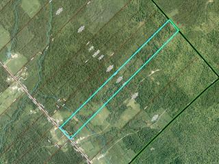 Terre à vendre à Frampton, Chaudière-Appalaches, 785, 7e Rang, 10093505 - Centris.ca