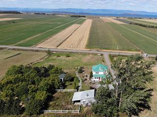 Fermette à vendre à Kamouraska, Bas-Saint-Laurent, 52Z, Rang des Côtes, 19572717 - Centris.ca