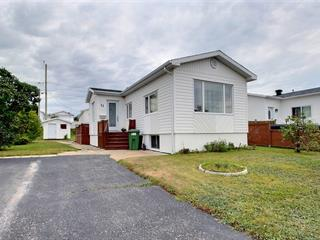 Maison mobile à vendre à Baie-Comeau, Côte-Nord, 11, Avenue  Tracy, 16610245 - Centris.ca