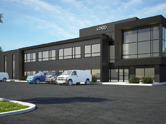 Industrial unit for rent in Saint-Augustin-de-Desmaures, Capitale-Nationale, Rue de Sydney, 28432760 - Centris.ca