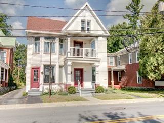 Quadruplex à vendre à Pierreville, Centre-du-Québec, 37 - 37C, Rue  Maurault, 16394405 - Centris.ca