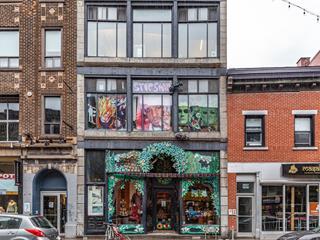 Commercial unit for rent in Montréal (Le Plateau-Mont-Royal), Montréal (Island), 3639, boulevard  Saint-Laurent, 9666691 - Centris.ca