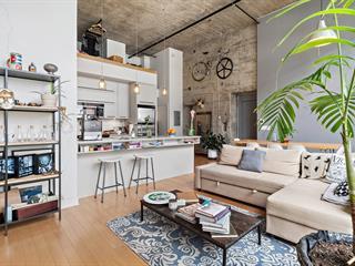 Loft / Studio à vendre à Montréal (Le Sud-Ouest), Montréal (Île), 790, Rue  Rose-de-Lima, app. 354, 17571582 - Centris.ca