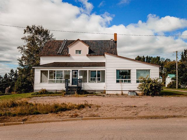 Maison à vendre à Ragueneau, Côte-Nord, 7, Rue de l'Église, 26238489 - Centris.ca