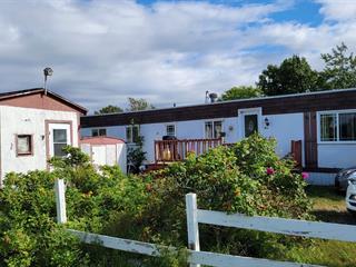 Mobile home for sale in Sainte-Anne-des-Monts, Gaspésie/Îles-de-la-Madeleine, 48, Rue de la Sablière, 15267697 - Centris.ca