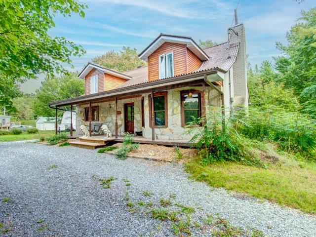 Fermette à vendre à Saint-Jude, Montérégie, 1076Z, 6e Rang, 25888416 - Centris.ca