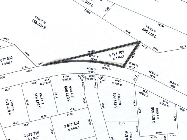 Terrain à vendre à Val-Joli, Estrie, Route  143 Sud, 9186899 - Centris.ca