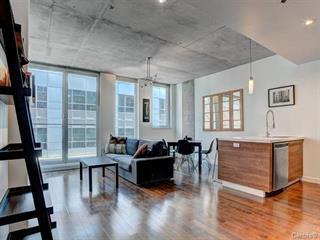 Condo / Appartement à louer à Montréal (Ville-Marie), Montréal (Île), 90, Rue  Prince, app. 408, 27906982 - Centris.ca