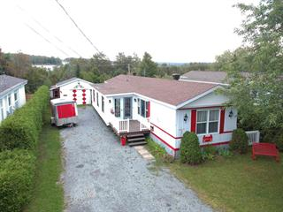 Maison mobile à vendre à Lac-Mégantic, Estrie, 4578, Rue  Laurier, 21553606 - Centris.ca