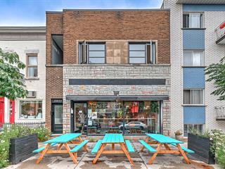 Duplex for sale in Montréal (Rosemont/La Petite-Patrie), Montréal (Island), 5851 - 5853, Rue  Saint-Hubert, 21324059 - Centris.ca