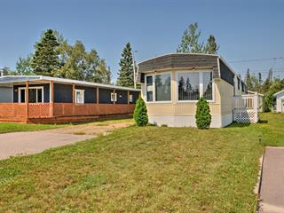 Mobile home for sale in Baie-Comeau, Côte-Nord, 3407, Rue  Morel, 12015897 - Centris.ca