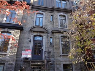 Condo / Appartement à louer à Montréal (Le Plateau-Mont-Royal), Montréal (Île), 554, Rue  Milton, app. 2, 19981095 - Centris.ca