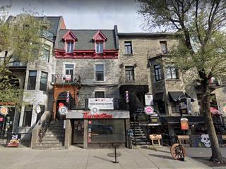 Commercial building for sale in Montréal (Ville-Marie), Montréal (Island), 1599, Rue  Saint-Denis, 16244397 - Centris.ca