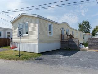 Maison mobile à vendre à Richelieu, Montérégie, 50, Montée  Daigneault, app. 107, 21762097 - Centris.ca