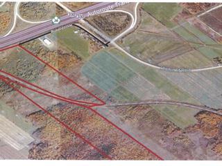 Terre à vendre à Lévis (Desjardins), Chaudière-Appalaches, Rue  Vézina, 25299041 - Centris.ca