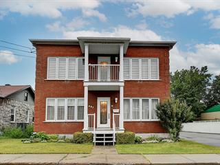Duplex à vendre à Drummondville, Centre-du-Québec, 497 - 499, Rue  Saint-Alfred, 24008066 - Centris.ca