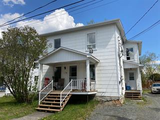 Duplex for sale in Thetford Mines, Chaudière-Appalaches, 76 - 78, Rue  Hébert, 13881635 - Centris.ca