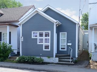 Duplex à vendre à Salaberry-de-Valleyfield, Montérégie, 49, Rue  Champlain, 14392024 - Centris.ca