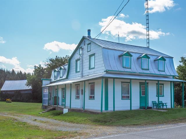 Fermette à vendre à Saint-Alban, Capitale-Nationale, 199, Rang de la Rivière-Noire, 10979965 - Centris.ca