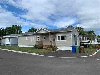Mobile home for sale in Montmagny, Chaudière-Appalaches, 12, Rue des Ormes, 16343672 - Centris.ca