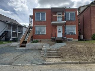 Duplex à vendre à Asbestos, Estrie, 196 - 198, Rue du Roi, 13221388 - Centris.ca