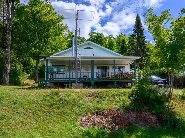 Maison à vendre à Saint-Roch-de-Mékinac, Mauricie, 2160, Route  Ducharme, 13434684 - Centris.ca