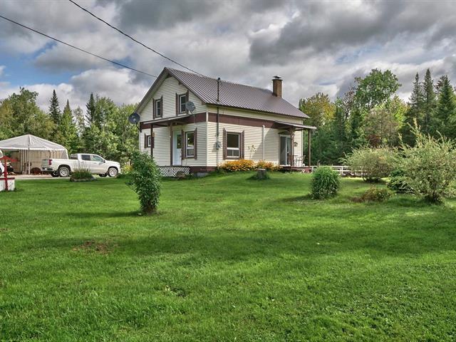 Fermette à vendre à Newport, Estrie, 195, Chemin du 4e Rang, 24885361 - Centris.ca