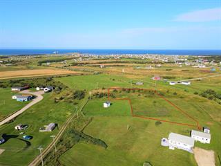 Lot for sale in Les Îles-de-la-Madeleine, Gaspésie/Îles-de-la-Madeleine, Chemin  Boisville Ouest, 17198852 - Centris.ca