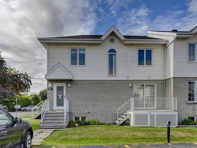 Condominium house for sale in Lévis (Les Chutes-de-la-Chaudière-Est), Chaudière-Appalaches, 2197, Rue du Convoi, 21857612 - Centris.ca