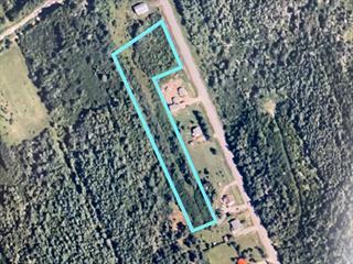 Lot for sale in Saint-Godefroi, Gaspésie/Îles-de-la-Madeleine, Route de l'Église, 23054357 - Centris.ca