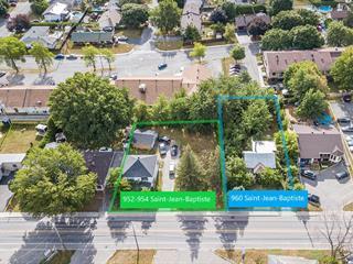 Duplex for sale in Mercier, Montérégie, 952 - 954, boulevard  Saint-Jean-Baptiste, 9646965 - Centris.ca