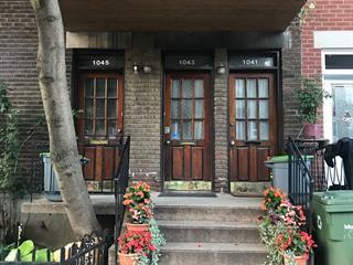 Triplex à vendre à Montréal (Côte-des-Neiges/Notre-Dame-de-Grâce), Montréal (Île), 1041 - 1045, Avenue  Girouard, 22749460 - Centris.ca