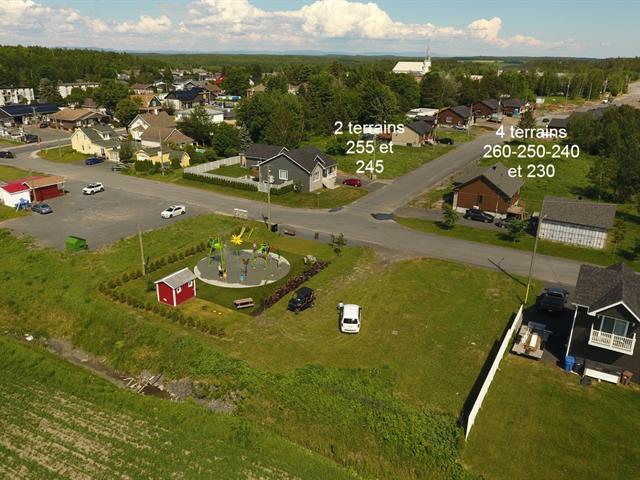 Terrain à vendre à Saint-Nazaire, Saguenay/Lac-Saint-Jean, 245, Rue des Merisiers, 12893052 - Centris.ca