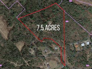 Terrain à vendre à Sainte-Adèle, Laurentides, 841, Rue  Morin, 24295466 - Centris.ca