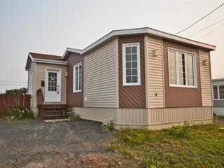 Maison mobile à vendre à Port-Cartier, Côte-Nord, 4, Rue  Dominique, 24375059 - Centris.ca